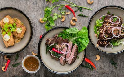 Spennende nye oppskrifter på asiatisk mat